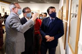 """Inauguración de la exposición 'Obra Gráfica de la Fundación Cajasol' en Córdoba (6) • <a style=""""font-size:0.8em;"""" href=""""http://www.flickr.com/photos/129072575@N05/49973320172/"""" target=""""_blank"""">View on Flickr</a>"""