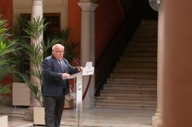 "Desayuno Informativo de Europa Press Andalucía: Jesús Aguirre (12) • <a style=""font-size:0.8em;"" href=""http://www.flickr.com/photos/129072575@N05/50169076648/"" target=""_blank"">View on Flickr</a>"