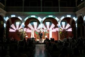 "Noches de Verano Cajasol 2020 en Sevilla: Concierto de Alejandro Vega (21) • <a style=""font-size:0.8em;"" href=""http://www.flickr.com/photos/129072575@N05/50244274247/"" target=""_blank"">View on Flickr</a>"