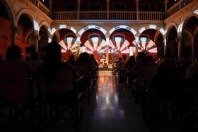 "Noches de Verano Cajasol 2020 en Sevilla: Concierto de Miguel Rivera • <a style=""font-size:0.8em;"" href=""http://www.flickr.com/photos/129072575@N05/50250387668/"" target=""_blank"">View on Flickr</a>"