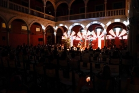 "Noches de Verano Cajasol 2020 en Sevilla: Concierto de Miguel Rivera (22) • <a style=""font-size:0.8em;"" href=""http://www.flickr.com/photos/129072575@N05/50251038751/"" target=""_blank"">View on Flickr</a>"