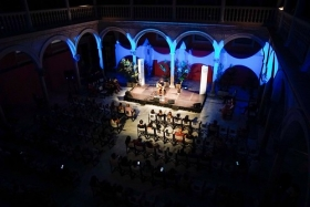 "Noches de Verano Cajasol 2020 en Sevilla: Concierto de Miguel Rivera (23) • <a style=""font-size:0.8em;"" href=""http://www.flickr.com/photos/129072575@N05/50251230417/"" target=""_blank"">View on Flickr</a>"