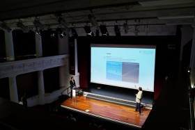 "Presentación del Congreso Internacional de Innovación Social V Centenario Magallanes-Elcano (5) • <a style=""font-size:0.8em;"" href=""http://www.flickr.com/photos/129072575@N05/50296801623/"" target=""_blank"">View on Flickr</a>"