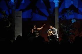 "Noches de Verano Cajasol: Concierto de Cristina Tovar y Dani Bonilla (12) • <a style=""font-size:0.8em;"" href=""http://www.flickr.com/photos/129072575@N05/50303611593/"" target=""_blank"">View on Flickr</a>"