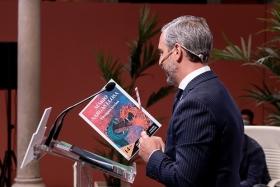 "Desayuno Informativo de Europa Press: Juan Bravo (5) • <a style=""font-size:0.8em;"" href=""http://www.flickr.com/photos/129072575@N05/50355109038/"" target=""_blank"">View on Flickr</a>"