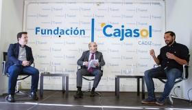"""Presentación del libro 'Tablada: la aviación y Sevilla' en la Fundación Cajasol (2 • <a style=""""font-size:0.8em;"""" href=""""http://www.flickr.com/photos/129072575@N05/50536807413/"""" target=""""_blank"""">View on Flickr</a>"""