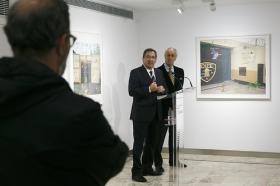 "Exposición 'Dos clausuras', de Pepe Cobo, en la Fundación Cajasol (9) • <a style=""font-size:0.8em;"" href=""http://www.flickr.com/photos/129072575@N05/40360660633/"" target=""_blank"">View on Flickr</a>"