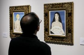"""Exposición 'Enrique Ochoa: La mirada en la mujer' en la Fundación Cajasol (27) • <a style=""""font-size:0.8em;"""" href=""""http://www.flickr.com/photos/129072575@N05/40218357843/"""" target=""""_blank"""">View on Flickr</a>"""