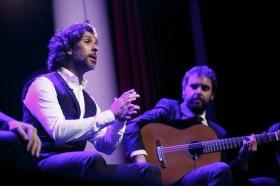"""Jueves Flamencos de la Fundación Cajasol en Sevilla: Arcángel y su espectáculo 'Tablao' (38) • <a style=""""font-size:0.8em;"""" href=""""http://www.flickr.com/photos/129072575@N05/47122449862/"""" target=""""_blank"""">View on Flickr</a>"""