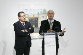 "Exposición 'Dos clausuras', de Pepe Cobo, en la Fundación Cajasol (12) • <a style=""font-size:0.8em;"" href=""http://www.flickr.com/photos/129072575@N05/40360660683/"" target=""_blank"">View on Flickr</a>"