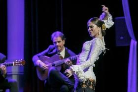 """Jueves Flamencos de la Fundación Cajasol en Sevilla: Arcángel y su espectáculo 'Tablao' (26) • <a style=""""font-size:0.8em;"""" href=""""http://www.flickr.com/photos/129072575@N05/33299139318/"""" target=""""_blank"""">View on Flickr</a>"""