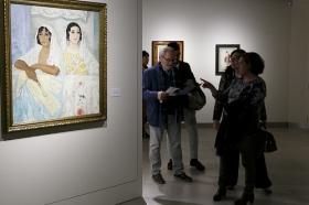 """Exposición 'Enrique Ochoa: La mirada en la mujer' en la Fundación Cajasol (24) • <a style=""""font-size:0.8em;"""" href=""""http://www.flickr.com/photos/129072575@N05/40218356453/"""" target=""""_blank"""">View on Flickr</a>"""