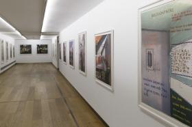 "Exposición 'Dos clausuras', de Pepe Cobo, en la Fundación Cajasol (14) • <a style=""font-size:0.8em;"" href=""http://www.flickr.com/photos/129072575@N05/40360659993/"" target=""_blank"">View on Flickr</a>"