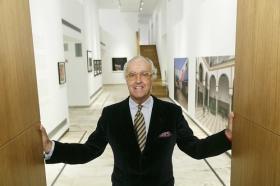 "Exposición 'Dos clausuras', de Pepe Cobo, en la Fundación Cajasol (2) • <a style=""font-size:0.8em;"" href=""http://www.flickr.com/photos/129072575@N05/46410843475/"" target=""_blank"">View on Flickr</a>"