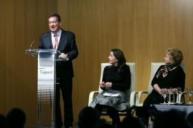 """Goya 2019 en Sevilla: Encuentro con los nominados a Mejor Película Iberoamericana en la Fundación Cajasol (8) • <a style=""""font-size:0.8em;"""" href=""""http://www.flickr.com/photos/129072575@N05/32025665657/"""" target=""""_blank"""">View on Flickr</a>"""