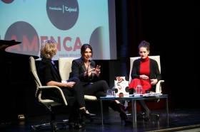 """Presentación del libro 'Flamenca', de Raquel Revuelta, en la Fundación Cajasol (10) • <a style=""""font-size:0.8em;"""" href=""""http://www.flickr.com/photos/129072575@N05/46646883582/"""" target=""""_blank"""">View on Flickr</a>"""