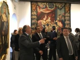 """Exposición 'El Barroco en la colección Fundación Cajasol. Lienzos y tapices' en Algeciras (6) • <a style=""""font-size:0.8em;"""" href=""""http://www.flickr.com/photos/129072575@N05/45773624575/"""" target=""""_blank"""">View on Flickr</a>"""