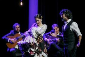 """Jueves Flamencos de la Fundación Cajasol en Sevilla: Arcángel y su espectáculo 'Tablao' (25) • <a style=""""font-size:0.8em;"""" href=""""http://www.flickr.com/photos/129072575@N05/33299139248/"""" target=""""_blank"""">View on Flickr</a>"""