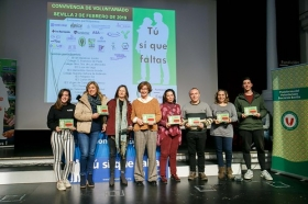 """Jornada de voluntariado 'Tú sí que faltas' 2019 en Sevilla (6) • <a style=""""font-size:0.8em;"""" href=""""http://www.flickr.com/photos/129072575@N05/40003133663/"""" target=""""_blank"""">View on Flickr</a>"""