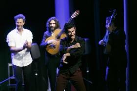 "Jueves Flamencos de la Fundación Cajasol en Sevilla: Rafael Campallo (2) • <a style=""font-size:0.8em;"" href=""http://www.flickr.com/photos/129072575@N05/33508570728/"" target=""_blank"">View on Flickr</a>"