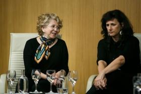 """Goya 2019 en Sevilla: Encuentro con los nominados a Mejor Película Iberoamericana en la Fundación Cajasol (14) • <a style=""""font-size:0.8em;"""" href=""""http://www.flickr.com/photos/129072575@N05/46242149854/"""" target=""""_blank"""">View on Flickr</a>"""