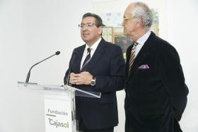 "Exposición 'Dos clausuras', de Pepe Cobo, en la Fundación Cajasol (6) • <a style=""font-size:0.8em;"" href=""http://www.flickr.com/photos/129072575@N05/46410844015/"" target=""_blank"">View on Flickr</a>"