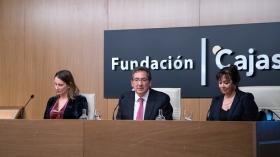 """Entrega de los I Premios Fundación Cajasol a la Investigación en Tecnologías de la Información y Comunicación en Biomedicina (15) • <a style=""""font-size:0.8em;"""" href=""""http://www.flickr.com/photos/129072575@N05/32597541027/"""" target=""""_blank"""">View on Flickr</a>"""