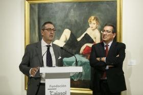 """Exposición 'Enrique Ochoa: La mirada en la mujer' en la Fundación Cajasol (7) • <a style=""""font-size:0.8em;"""" href=""""http://www.flickr.com/photos/129072575@N05/40218355323/"""" target=""""_blank"""">View on Flickr</a>"""
