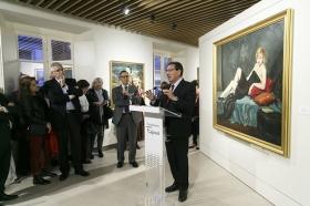 """Exposición 'Enrique Ochoa: La mirada en la mujer' en la Fundación Cajasol (11) • <a style=""""font-size:0.8em;"""" href=""""http://www.flickr.com/photos/129072575@N05/46459462784/"""" target=""""_blank"""">View on Flickr</a>"""