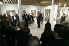 """Exposición 'Enrique Ochoa: La mirada en la mujer' en la Fundación Cajasol • <a style=""""font-size:0.8em;"""" href=""""http://www.flickr.com/photos/129072575@N05/46459462264/"""" target=""""_blank"""">View on Flickr</a>"""
