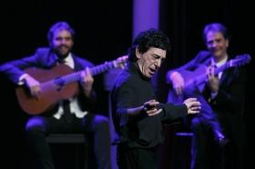 """Jueves Flamencos de la Fundación Cajasol en Sevilla: Arcángel y su espectáculo 'Tablao' (33) • <a style=""""font-size:0.8em;"""" href=""""http://www.flickr.com/photos/129072575@N05/32232642717/"""" target=""""_blank"""">View on Flickr</a>"""