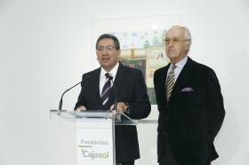 "Exposición 'Dos clausuras', de Pepe Cobo, en la Fundación Cajasol (5) • <a style=""font-size:0.8em;"" href=""http://www.flickr.com/photos/129072575@N05/40360660483/"" target=""_blank"">View on Flickr</a>"