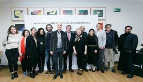 """Goya 2019 en Sevilla: Encuentro con los nominados a Mejor Película Iberoamericana en la Fundación Cajasol • <a style=""""font-size:0.8em;"""" href=""""http://www.flickr.com/photos/129072575@N05/32025664987/"""" target=""""_blank"""">View on Flickr</a>"""