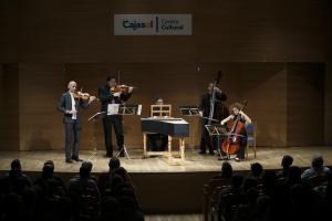 La Orquesta Barroca de Sevilla inicia su temporada de conciertos en el Centro Cultural Cajasol