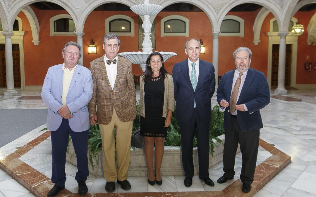'La regeneración política y la España constitucional', de la mano de Francisco Sosa Wagner en 'Las charlas de El Mundo Andalucía'