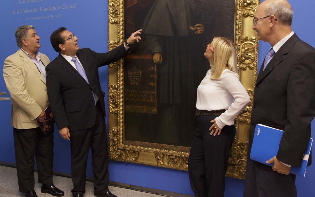 'Los Maestros del Barroco de la Colección Fundación Cajasol' se exponen por primera vez en Andalucía