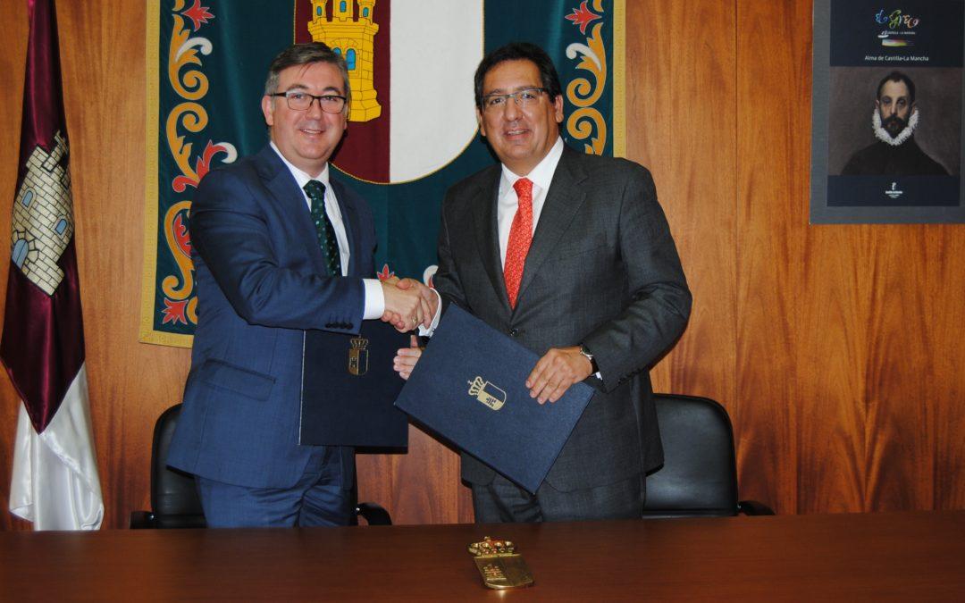 La Fundación Cajasol respalda la promoción del patrimonio cultural de Castilla-La Mancha