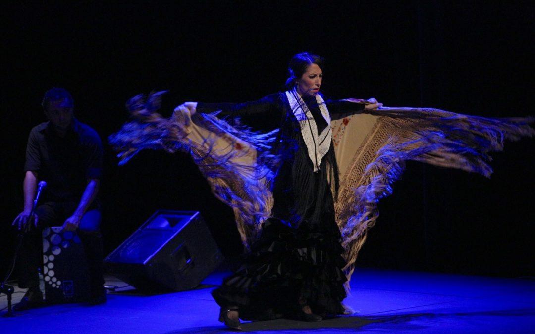 Ana Morales presenta 'Callejón del agua' en los Jueves Flamencos de la Fundación Cajasol