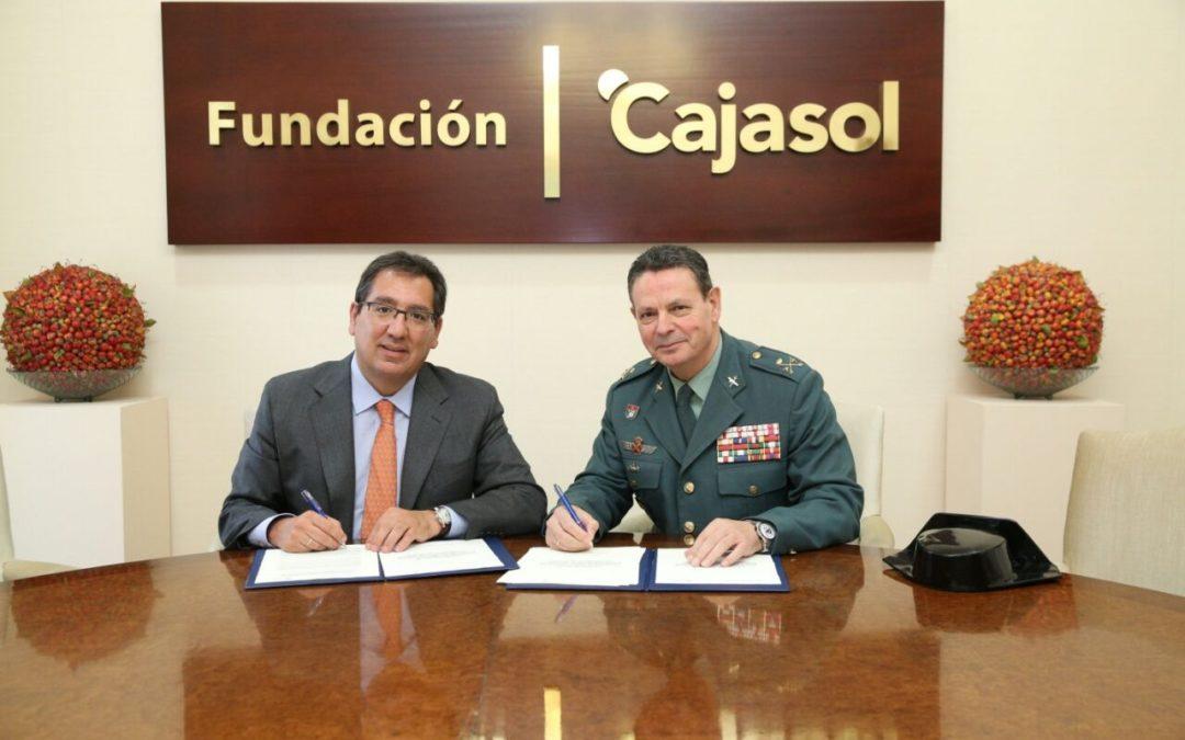 La Fundación Cajasol mantiene su compromiso con la Policía Nacional y la Guardia Civil en materia de seguridad