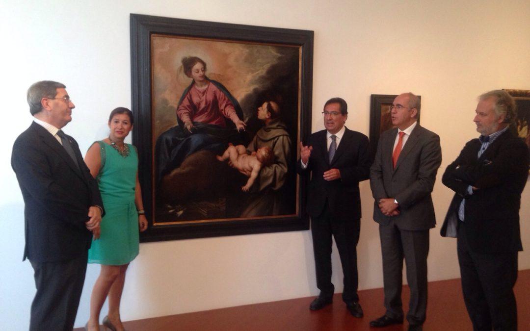 La exposición 'Maestros del Barroco' de la Colección Fundación Cajasol, en Málaga hasta el 11 de enero