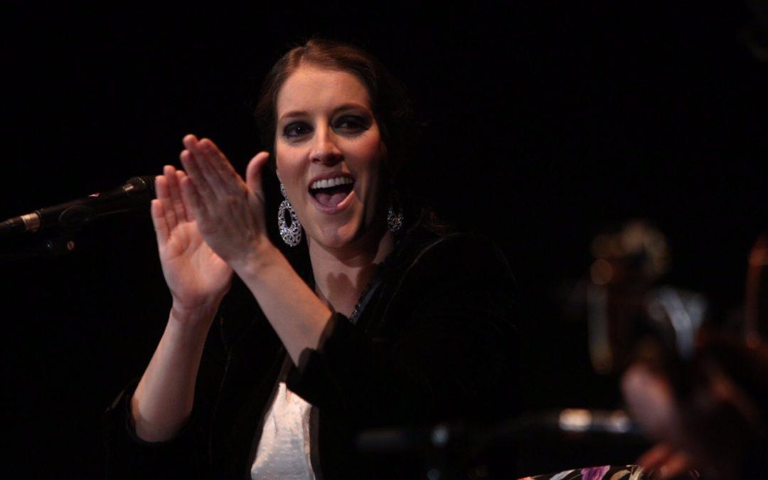 Emotivo concierto de 'Argentina' en el estreno de los Jueves Flamencos en la Fundación Cajasol