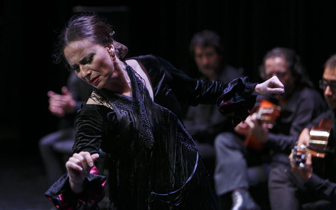 Carmen 'la Talegona', corazón y alma para abrir los Jueves Flamencos