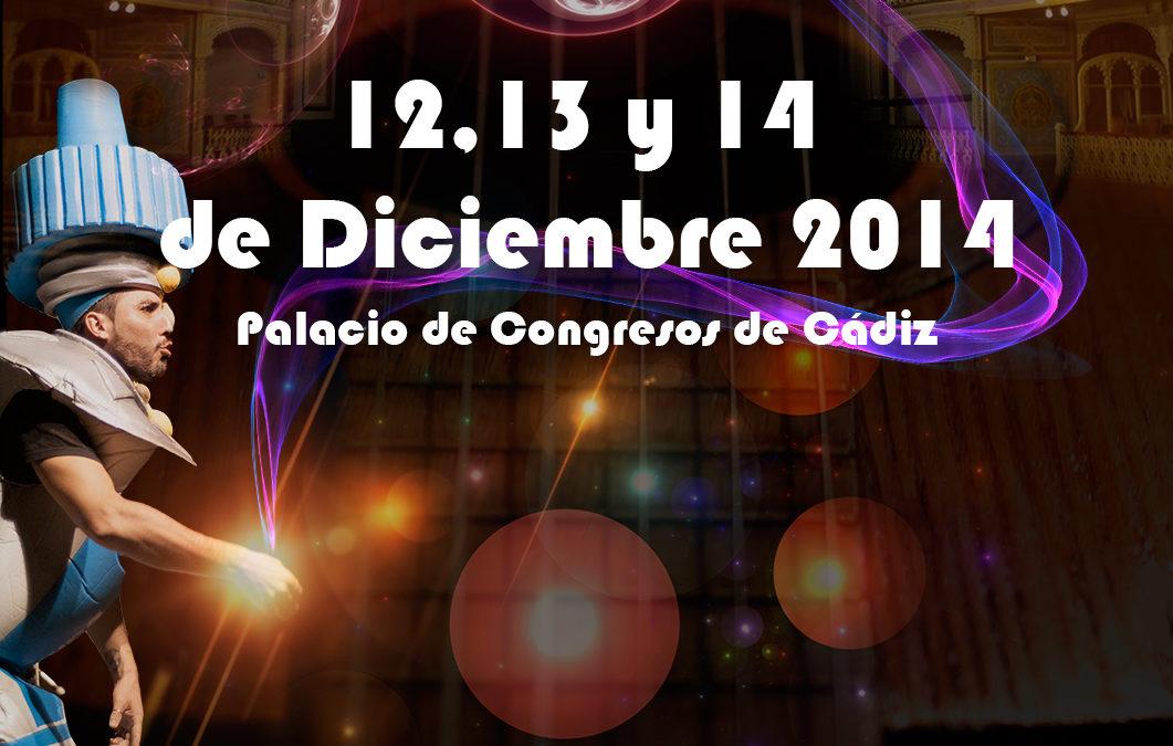 La presentación del VIII Congreso Gaditano del Carnaval, en la Fundación Cajasol