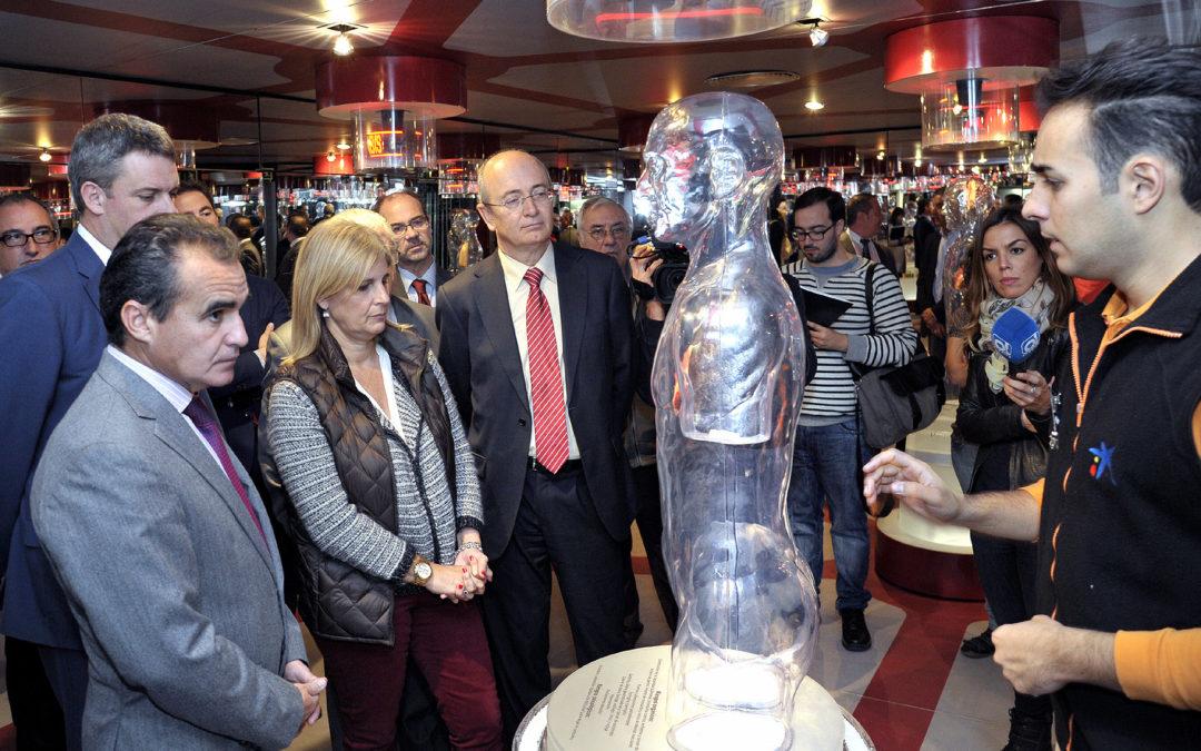 La exposición 'Hablemos de drogas' se instala en Jerez hasta el 8 de diciembre