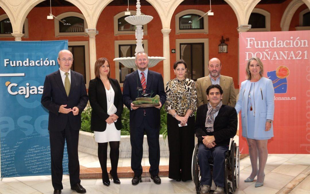 Nueva sesión del Foro Doñana de la Empresa Sostenible con Patricio Cárceles como ponente
