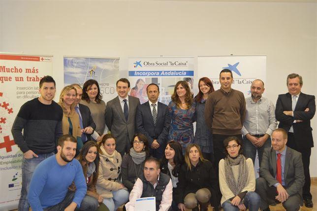 El proyecto 'Incorpora Joven' ha facilitado 255 puestos de trabajo a personas vulnerables de Huelva en lo que va de año