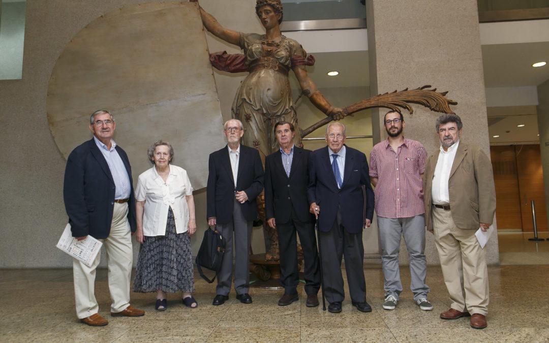 El Centro Cultural Cajasol acoge las jornadas de debate 'A cien años del 'Ideal Andaluz': Andalucía, el Estado español y Europa'
