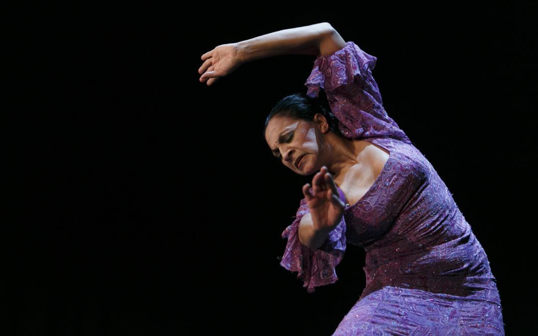 'Piezas únicas', de Carmen Cortes, en los Jueves Flamencos de la Fundación Cajasol