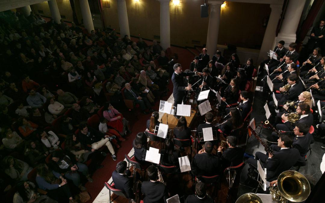 Concierto solidario de Navidad a cargo de la Banda de Música Nuestra Señora del Sol