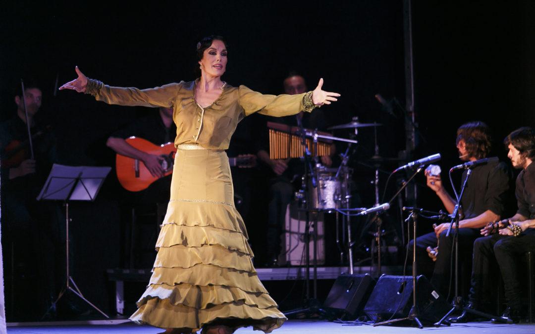 Esther Esteban impregna del mejor flamenco la 'Cita con las Músicas'